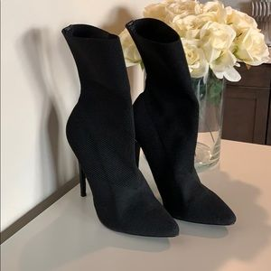 Steve Madden sock booties